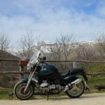 Primavera al Rifugio Altino di Montemonaco