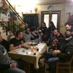 Serata di Stornelli con i Limitatis Band al Rifugio Altino