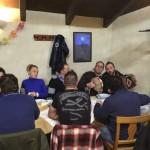 Serata di Stornelli con i Limitatis Band al Rifugio Altino41