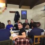 Serata di Stornelli con i Limitatis Band al Rifugio Altino42