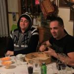 Serata di Stornelli con i Limitatis Band al Rifugio Altino7