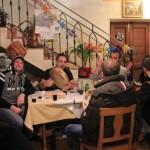 Serata di Stornelli con i Limitatis Band al Rifugio Altino8