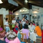 Festa dei Crostoni Montanari e Stornelli al Rifugio Altino di Montemonaco14