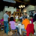 Festa dei Crostoni Montanari e Stornelli al Rifugio Altino di Montemonaco16