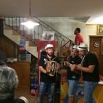 Quaglie e Stornelli con i Limitatis Band al Rifugio Altino di Montemonaco4
