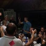 Quaglie e Stornelli con i Limitatis Band al Rifugio Altino di Montemonaco48