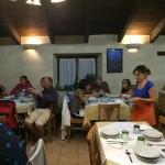 Festa dell'Agnello al Rifugio Altino di Montemonaco sui Monti Sibillini8