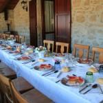 Festa d'autunno e 25 anni di matrimonio al Rifugio Altino di Montemonaco sui Monti Sibillini11