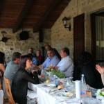 Festa d'autunno e 25 anni di matrimonio al Rifugio Altino di Montemonaco sui Monti Sibillini24