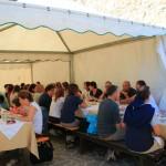 Festa d'autunno e 25 anni di matrimonio al Rifugio Altino di Montemonaco sui Monti Sibillini25