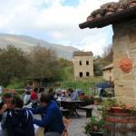 Festa d'autunno e 25 anni di matrimonio al Rifugio Altino di Montemonaco sui Monti Sibillini26
