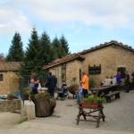 Festa d'autunno e 25 anni di matrimonio al Rifugio Altino di Montemonaco sui Monti Sibillini43