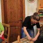 Festa di Laurea al Rifugio Altino di Montemonaco sui Monti Sibillini37