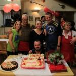Festa di Laurea al Rifugio Altino di Montemonaco sui Monti Sibillini61