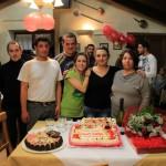 Festa di Laurea al Rifugio Altino di Montemonaco sui Monti Sibillini65