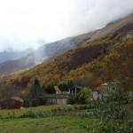 Un week end d'autunno al Rifugio Altino di Montemonaco sui Monti Sibillini