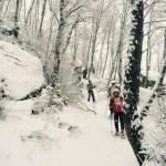 Ciaspolata dal Rifugio Altino a Santa Maria in Pantano22
