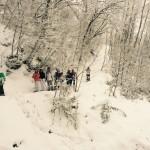 Ciaspolata dal Rifugio Altino a Santa Maria in Pantano26