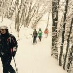Ciaspolata dal Rifugio Altino a Santa Maria in Pantano30