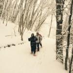 Ciaspolata dal Rifugio Altino a Santa Maria in Pantano39
