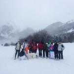 Ciaspolata dal Rifugio Altino a Santa Maria in Pantano50