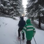 Ciaspolata dal Rifugio Altino a Santa Maria in Pantano61