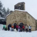 Ciaspolata dal Rifugio Altino a Santa Maria in Pantano63