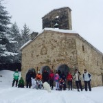 Ciaspolata dal Rifugio Altino a Santa Maria in Pantano65