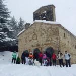 Ciaspolata dal Rifugio Altino a Santa Maria in Pantano66
