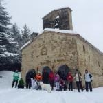 Ciaspolata dal Rifugio Altino a Santa Maria in Pantano67