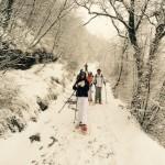 Ciaspolata dal Rifugio Altino a Santa Maria in Pantano9