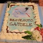 Battesimo di Samuele al Rifugio Altino