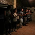 Serata Latino Americana al Rifugio Altino2