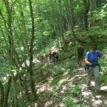 Escursione alle Gole dell Infernaccio fino all Eremo di San Leonardo14