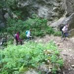 Escursione alle Gole dell Infernaccio fino all Eremo di San Leonardo2
