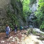 Escursione alle Gole dell Infernaccio fino all Eremo di San Leonardo6