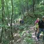 Escursione alle Gole dell Infernaccio fino all Eremo di San Leonardo9
