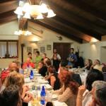 Sabato Sera al Rifugio Altino di Montemonaco con Gruppo CAI e di Roma16