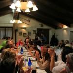Sabato Sera al Rifugio Altino di Montemonaco con Gruppo CAI e di Roma17