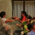 Sabato Sera al Rifugio Altino di Montemonaco con Gruppo CAI e di Roma22