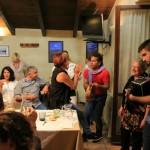 Sabato Sera al Rifugio Altino di Montemonaco con Gruppo CAI e di Roma28
