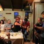 Sabato Sera al Rifugio Altino di Montemonaco con Gruppo CAI e di Roma29