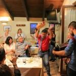 Sabato Sera al Rifugio Altino di Montemonaco con Gruppo CAI e di Roma30