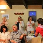Sabato Sera al Rifugio Altino di Montemonaco con Gruppo CAI e di Roma32