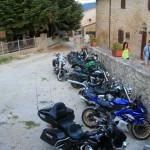 A cena con Le Fate e gli Stornelli al Rifugio Altino di Montemonaco sui Monti Sibillini1