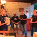 A cena con Le Fate e gli Stornelli al Rifugio Altino di Montemonaco sui Monti Sibillini28