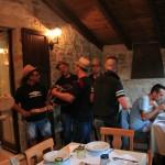 A cena con Le Fate e gli Stornelli al Rifugio Altino di Montemonaco sui Monti Sibillini29