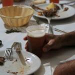 A cena con Le Fate e gli Stornelli al Rifugio Altino di Montemonaco sui Monti Sibillini31