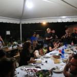 A cena con Le Fate e gli Stornelli al Rifugio Altino di Montemonaco sui Monti Sibillini34