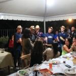 A cena con Le Fate e gli Stornelli al Rifugio Altino di Montemonaco sui Monti Sibillini37